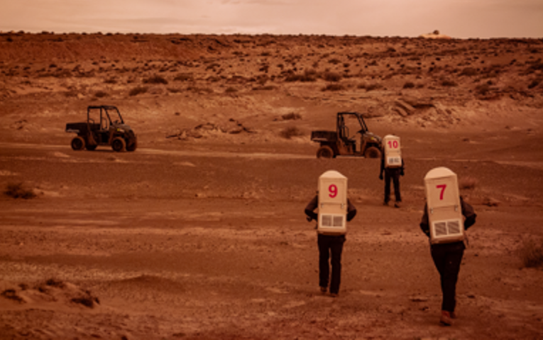 Partnership between Alcimed and Mars Club of ISAE SUPAERO to support the exploration of Mars