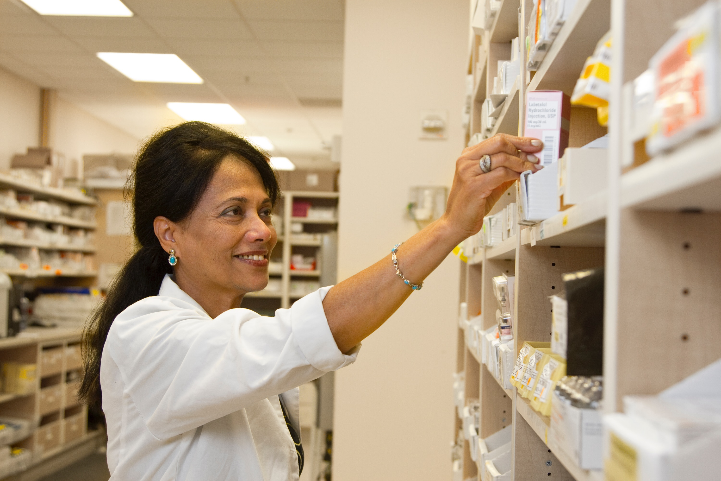 The growing role of pharmacists within patients pathway: what implications for pharmaceutical companies?