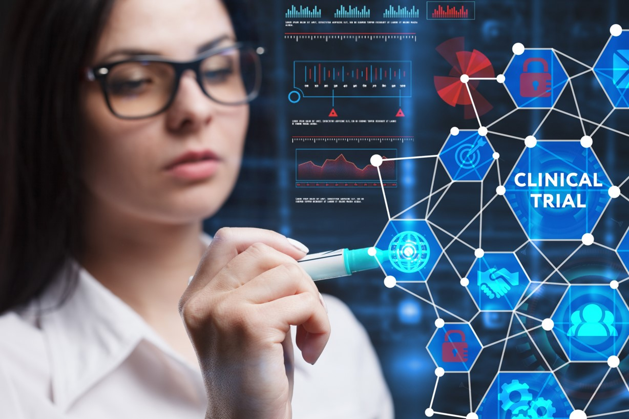 AI in clinical trials healthcare pharma industry