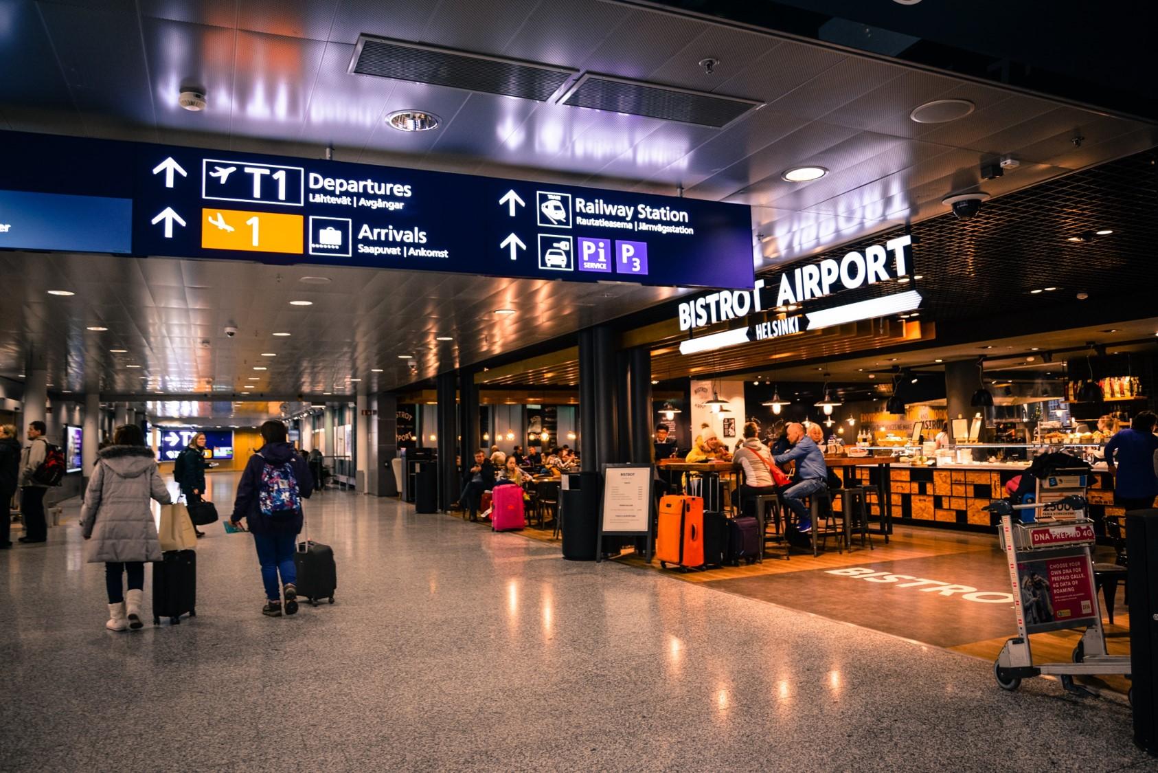 Aéroports face au COVID-19 : de nouveaux business models et opportunités de revenus.