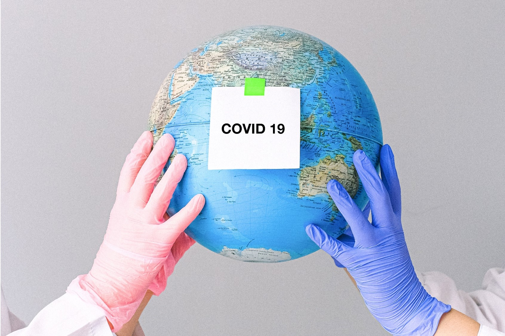 Innovation and sustainability to tackle the COVID-19 crisis