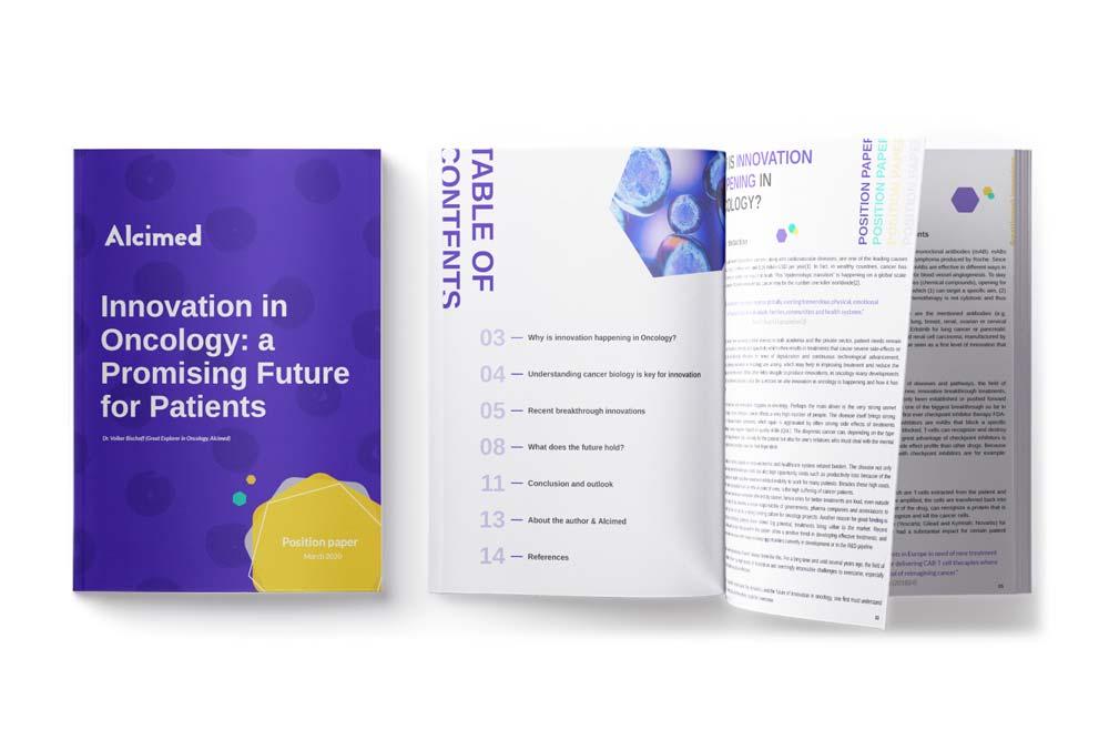 Innovation en oncologie : un futur prometteur pour les patients - Santé Alcimed