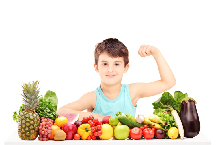 The 5 most beneficial nutrients for kids nutrition