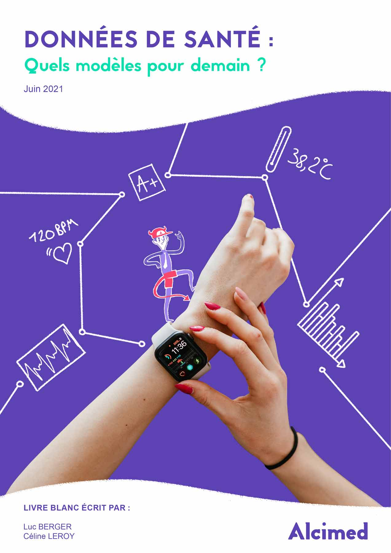 Health data: what models for tomorrow? Download our position paper.