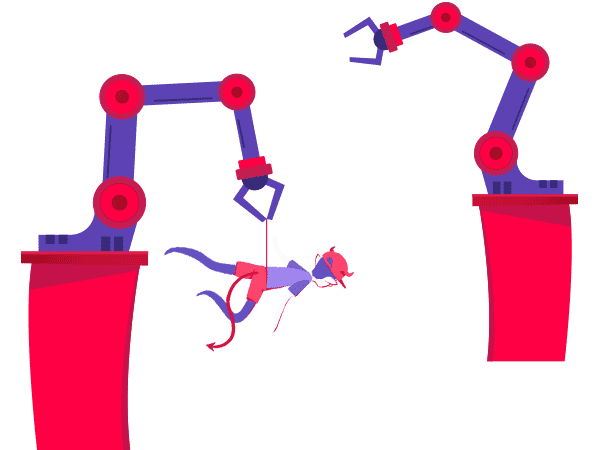 Alcimed : conseil en innovation robotique en industries