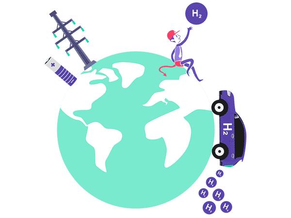 Alcimed : Conseil en hydrogène énergie environnement mobilité chimie matériaux